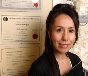Denise Bosque, D.Hyp, EMDR, NLPMP, CMTA