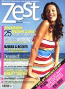 Zest Magazine March 2005